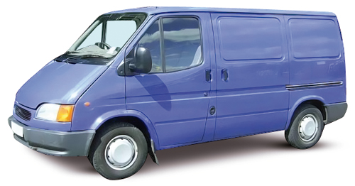 2010 Ford Transit MK5 Engines
