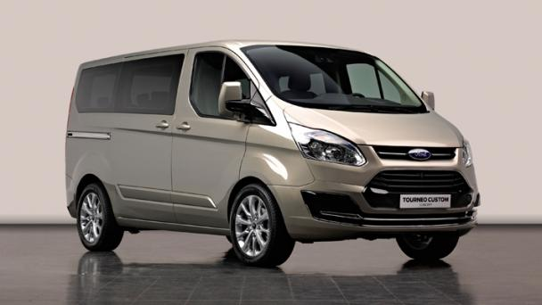 2007 Ford Transit Tourneo Engines